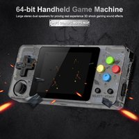 Wholesale games console accessories resale online - Handheld Game Player for Small Dragon King PS1 GBA SFC Generation PSP Game Console Playing Accessories
