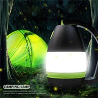 Wholesale led table lanterns resale online - Super bright tent camping light led night lamps rechargeable horse lantern emergency lighting lamp outdoor household night light table lamp
