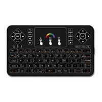 Wholesale keyboard google for sale - Group buy Cgjxs Q9 Mini Keyboard ghz Wireless Keyboard Rgb Backlit Touchpad For Android Google Smart Tv Air Mouse Mini Teclado Vs I86
