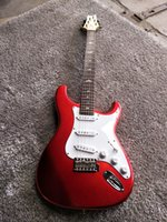 Wholesale Custom Shop Limited Edition John Mayer Silver Sky electric guitars