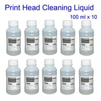 Wholesale print head cleaning for sale - Group buy Printhead Cleaner Fluid Print Head cleaning Liquid for Canon Brother Lexmark printer for Pigment Dye Ink