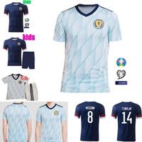 Wholesale scotland soccer jersey for sale - Group buy Kids MEN Scotland Soccer Jerseys camisetas de fútbol home McGregor McGinn Armstrong Robertson national team football shirts