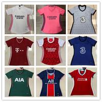 Wholesale best football jerseys for sale - Group buy 2020 Real Madrid Women s Soccer Jerseys Best quality Women s football shirt