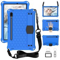 Wholesale shockproof samsung galaxy 9.7 tablet cases resale online - For Ipad newipad ipad air SAMSUNG Galaxy Tab S7 T870 T510 T290 T387 T307 Tablet Back Cover EVA protection Shockproof Case