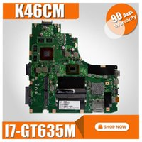 Wholesale motherboard for asus resale online - K46CM Motherboard GT635M REV2 For Asus K46C K46CB S46C A46C A46CM Laptop motherboard K46CM Mainboard