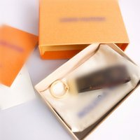 Wholesale fashion finder resale online - Fashion brand designer Key Chain Gift men s and women s souvenir car bag accesso