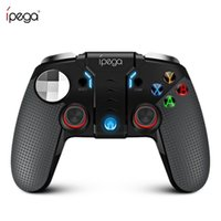 Wholesale ipega joystick game controller android resale online - Ipega Pg Wireless Bluetooth Game Controller Gamepad Vibration Telescopic Joystick For Android Phone Windows Pc Tv Box T191227