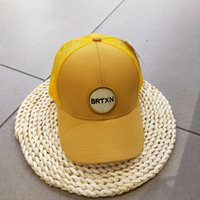 Wholesale marked baby resale online - New summer children s Sunscreen baby baseball letter round marking baseball Boys years old baby cap sunscreen cap