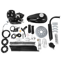 Wholesale motor bicycle kits resale online - 2020 New in CC Motorized Push Bike Motorised Bicycle Petrol Gas Motor Engine kit Stroke
