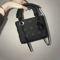 3A designer luxury handbags, wallets, ladies shoulder bags, leather and houndstooth fabric CrossBodybag saddle handbags, high-quality bags