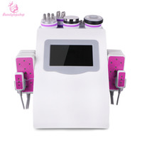 Wholesale new promotion resale online - New Promotion In Ultrasonic Cavitation Vacuum Radio Frequency Lipo Laser Slimming Machine for Spa