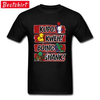 Wholesale ronaldo top shorts resale online - Ronaldo Er Men Top T Shirts Funny Cartoon Game Tshirt For Student Lgbt Arrival Youth Nice T Shirt What Does The Tonberry Say