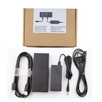 Wholesale xbox one kinect resale online - Cgjxsnew Kinect Sensor Ac Adapter For Xbox One S X Windows Pc Xboxone Slim X Kinect Power Supply Adaptor
