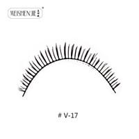 Wholesale fake lower lashes for sale - Group buy 7 Pairs Lower Lashes Natural False Eyelashes Natural Eyelashes Makeup Eyelash Extension Kit fake lashes V17