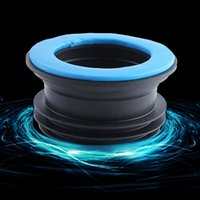 Wholesale using deodorant resale online - Spill Closestool Use Deodorant Durable Replacement Sealing Ring Rubber Flange