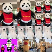 Wholesale blow ups dolls for sale - Group buy Inflatable panda cartoon clothing online red TikTok same blow up Doll polar bear activity promotion performance doll clothes