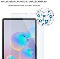 Wholesale 10 Mini Glass T583 Galaxy Pro T290 Ipad Samsung Tempered Screen For Tab P610 S6 T860 Lite Protector For bbyqj