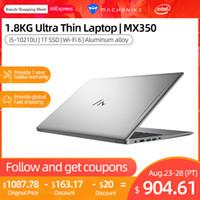 Wholesale Machcreator L intel Laptop U G DDR4 T SSD Laptops Notebook MX350 Win10 IPS Screen Backlit Keyboard