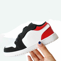 Wholesale wing shoes for boys resale online - Jumpman Low Children s Boys Basketball Youth Kids Girls Shoes Athletics Sneakers Running Shoe For Sports Torch Hare Game Court Size