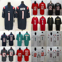 Wholesale patriot jersey resale online - Tampa Bay Buccaneers Tom Brady New England Patriots Cam Newton Football Limited Jersey