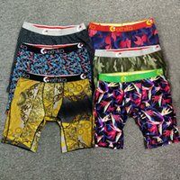 ethika men boxers mens Underpants underwears Random styles sports hip hop underwear street quick dry Promotion Mixed color sending Can choose to bring packaging