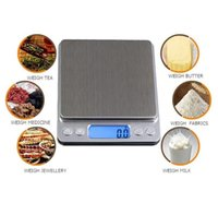 Wholesale electronic modern for sale - Group buy Scales Digital Kitchen Scales Portable Pocket LCD Mini Electronic Scale Jewelry Kitchen Weight Balance Digital Weighing Machine DHC913