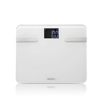Discount mi body fat scale Hot Original Body Scale Fat Weight Scale Bathroom Mi Digital Scales Floor Measure Fat Support Android4.3 IOS Body Balance
