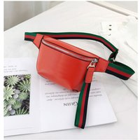 Wholesale fanny packs style for sale - Group buy Mens Waist Bag Luxury Fanny Pack With Letter Printed New Fashion Ladies Fannypack For Women Street Style Outdoor Bumbag CH B104426X