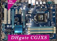 Wholesale Original Desktop Motherboard Ga Z77p D3 Lga1155 Ddr3 Usb3 Support k k E3