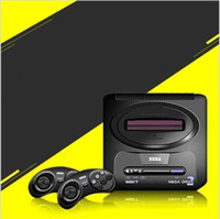 Wholesale video game cartridges resale online - For SEGA PAL version Game console bulit in games Support Mini SD Card GB download Games cartridge MD2 TV Video Console bit