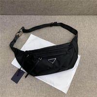 Wholesale men fashion bag sale resale online - Hot Sale bags Women men waist bags new fashion shoulder bag high quality nylon chest belt crossbody bag handbag Fannyback bumbag