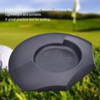 Wholesale sports direction for sale - Group buy All Direction Indoor Outdoor Golf Practice Hole Putting Cup Training Aid Sports