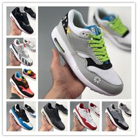 Wholesale shoes run thea resale online - High Quality Men Women Running Shoes Anniversary Patch Parra Black Leopard Thea Schuhe Sneakers Sports Trainers Size
