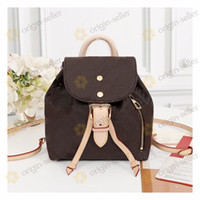 Wholesale jelly school bags for sale - Group buy New Arrival Women Backpack Sheepskin Leather Backpack Women Fashion Hotsale School Bags for Teenagers Fashion Backpacks for Teenage Girls LT