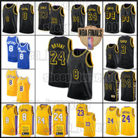 24 баскетбольная майка оптовых-Los Angeles