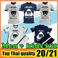 Wholesale club soccer kits for sale - Group buy 20 MX club UNAM soccer jersey CALDERON shirt FORMICA Camisa de futebol men kids kit Maillot De Foot