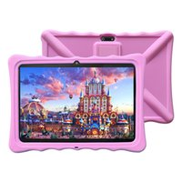 Wholesale kids educational tablet pc resale online - Veidoo Kids Tablet G Phone Call Dual Sim Card Slors inch Educational Android Child Tablet PC For Learning
