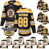 Boston Bruins 2020 Stanley Cup Playoffs Jersey David Pastrnak PatriceBergeron Torey Krug Jake DeBrusk Charlie McAvoy Zdeno Chara Tuukka Rask