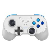 Wholesale bluetooth mini gamepad game controllers resale online - Wireless Mini Gamepad Bluetooth NFC Dual Motor Game Joystick Controller Fit for Switch Pro Game Console Accessories