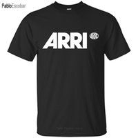 Wholesale filming cameras for sale - Group buy Arri Motion Picture Logo Film Broadcast Camera T Shirt Tee Many Colors Cool Casual Pride T Shirt Men Unisex Fashion Tshirt Free