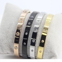 Wholesale gold bangles models resale online - Buy three and get a small gift Rose Gold L Fashion Five generations Bracelet models Optional Women Charm Pretty Bracelet