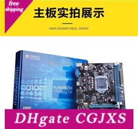 Wholesale Brand New Huanan H61 Gaming Motherboard pin Support Core I3 I5 I7