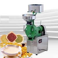Food Processing Equipment Stainless Steel Grinder For Peanut Rice Multifuctional Wet And Dry Gringding Machine To Make Flour Or Butter