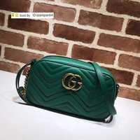 Wholesale skull shaped glitter for sale - Group buy qianqianli4 RM7E Top Quality Letter Metal Buckle V shaped Shoulder Chain Bag Cowhide Leather Woman Crossbody Bag