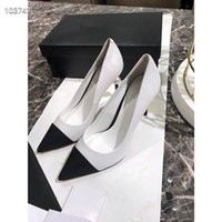 Wholesale beaded office dress resale online - Womens famous brand single shoes girls high heels cm designer shoes homecoming wedding party top quality casual shoes studded beaded