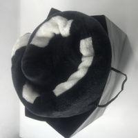 Wholesale coral fleece throws resale online - 130x150cm Popular Black Coral pile Blanket Manta Fleece Throws Sofa Bed Plane Travel Plaids Towel Blanket luxury VIP gift