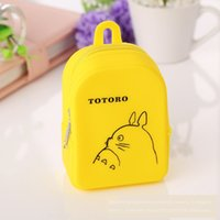 Wholesale i phone mobiles for sale - Group buy LsBty Small mobile phone shell wallet Silicone wallet Satchel Cartoon creative coin purse card holder unisex cute mini silicone phone case i