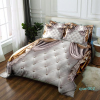 Wholesale 3d bedding set california king for sale - Group buy Bed Cover D Bedding Set Twin Full King Queen Bedsheet Duvet Pillowcase Bed Linen California King European Style Decorate