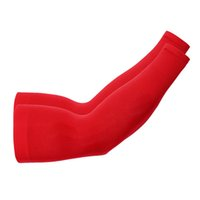 Wholesale long arm warm gloves resale online - Long Gloves Sun UV Protection Hand Protector Cover Arm Sleeves Ice Silk Sunscreen Sleeves auto Outdoor Arm Warmer Half Finger Sleeves