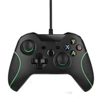 Wholesale wired xbox one controller for pc resale online - Usb Wired Controller Controle For Microsoft Xbox One Controller Gamepad For Xbox One Slim Pc Windows Mando For Xbox One Joystick T191227